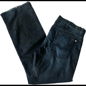 7 For All Mankind Jeans - 7 For All Mankind Mens Jeans 38 x 33